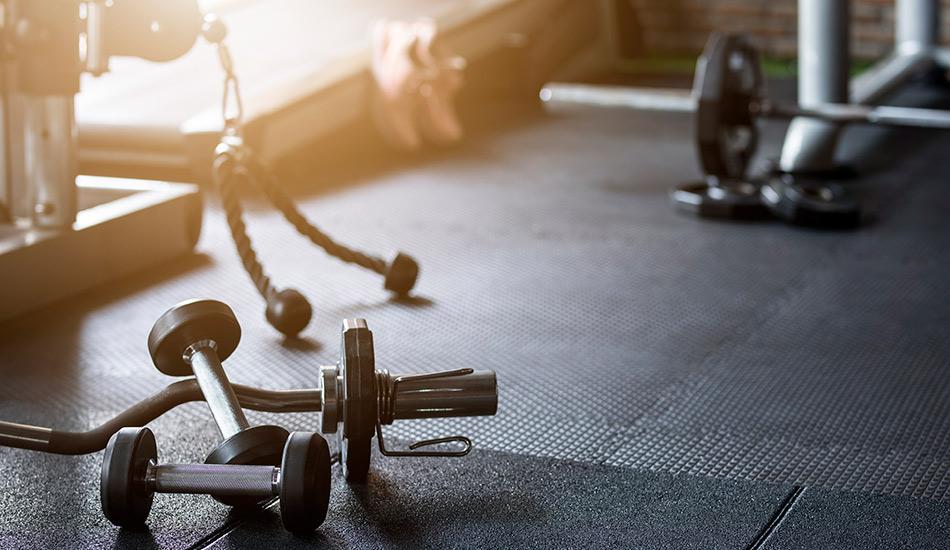 fitness facility maintenance