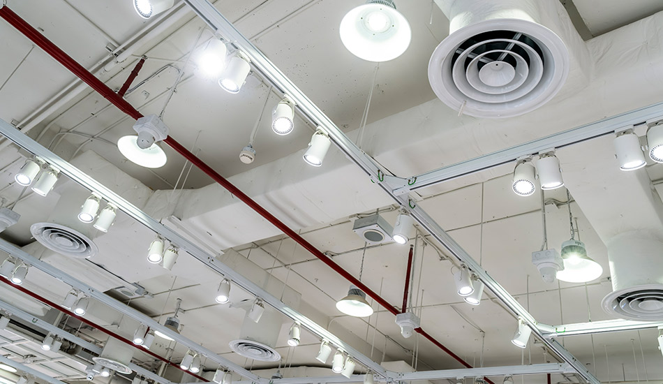 lighting electrical maintenance